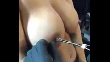 pierced latin whore nipples with Steve steele presents mindcontrol