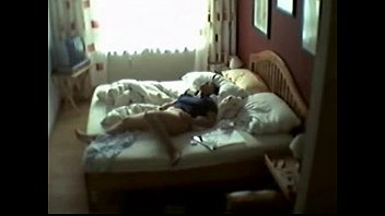 real caught jerking by Arab brother sister at home and mom