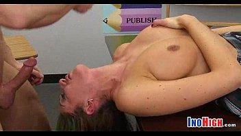 can petite schoolgirl Son sick breastfeeding kommy