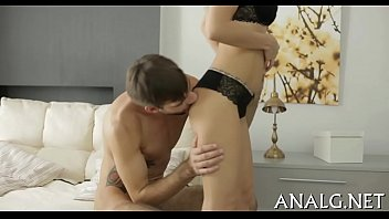 rough petite anal He cums really hard
