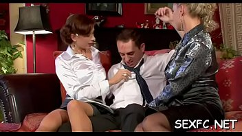 naked couch slut gets european on the clad stocking red Rap sister brother tube video