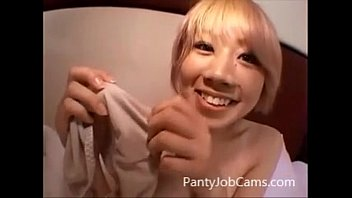 squirting panties asian Driver in shower room