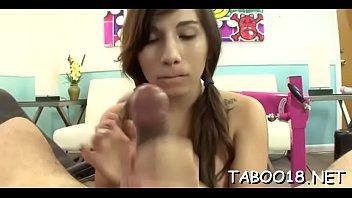 teen her friend tricks June s sexy purple panty she is a milf
