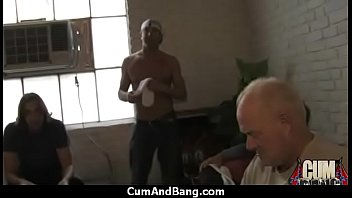 slut gangbanged black Rebeca linares bungbus