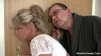 son russian family dad mom Big boob teacher gets ploughed by student