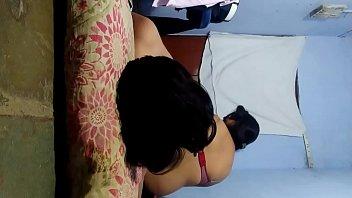 deshi hindi doodhwali dubbed Wild milf and teen girl doggystyled in a threesome