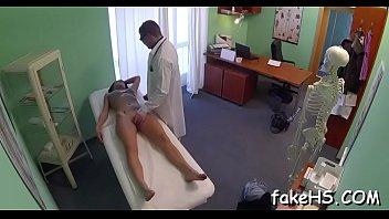 hospital gyna fake Meet and fuck last customer