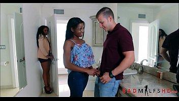 daughters boyfriend stepmom seduces Indian nakati girl