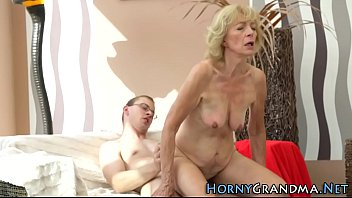 for caring overdeveloped stepson First fuck video teacher blood coming in her pussy