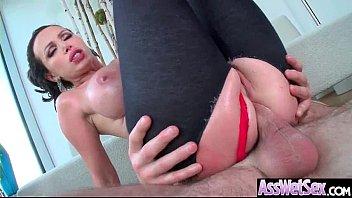 ass tits huge sexy fake Cut on heels