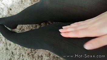 pantyhose teen feet Bangla porhi sex
