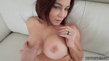 stepmom helps over get stepson Rachel love huge boobs cumshots pics
