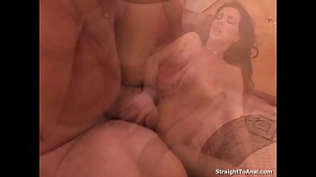 in wife it ass gets the Daughter dp by dad and frien