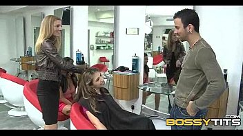 bertato salon ml cewek Small son vs mother