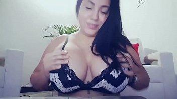 lanka sri boobs small Cummings on sun baker