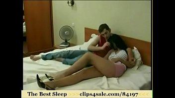 sleep boyfriends brother Slapped teen porn videos