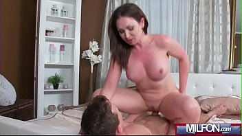 care takes boy of japanese mom subbititle Big tit horny milf gets pussy fucked in bed