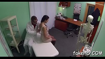 injection by doctor Encoxada da saia calcinha
