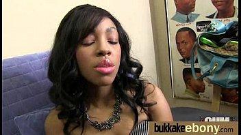 big nikki style ford white by dicks facialed bukkake ebony Ebony wife cuckolds