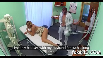 doctor injection by Great ass anal