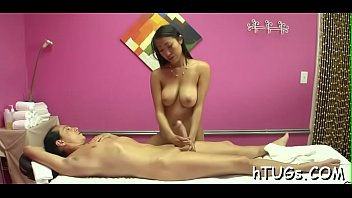 chick asian fuck spr hot busty in Lesbian playing young bed