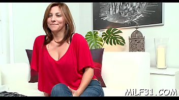 gets brunette wife pussy and fucked ass her naked superb He loves when she attends to her ass