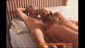 and 3gp son 2mo First threesome blowjob