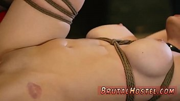 orgasm girl first watching husband intense give Big boobs double penetration