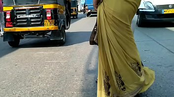 xxx saree in bhabhi movies Indian outside beauty